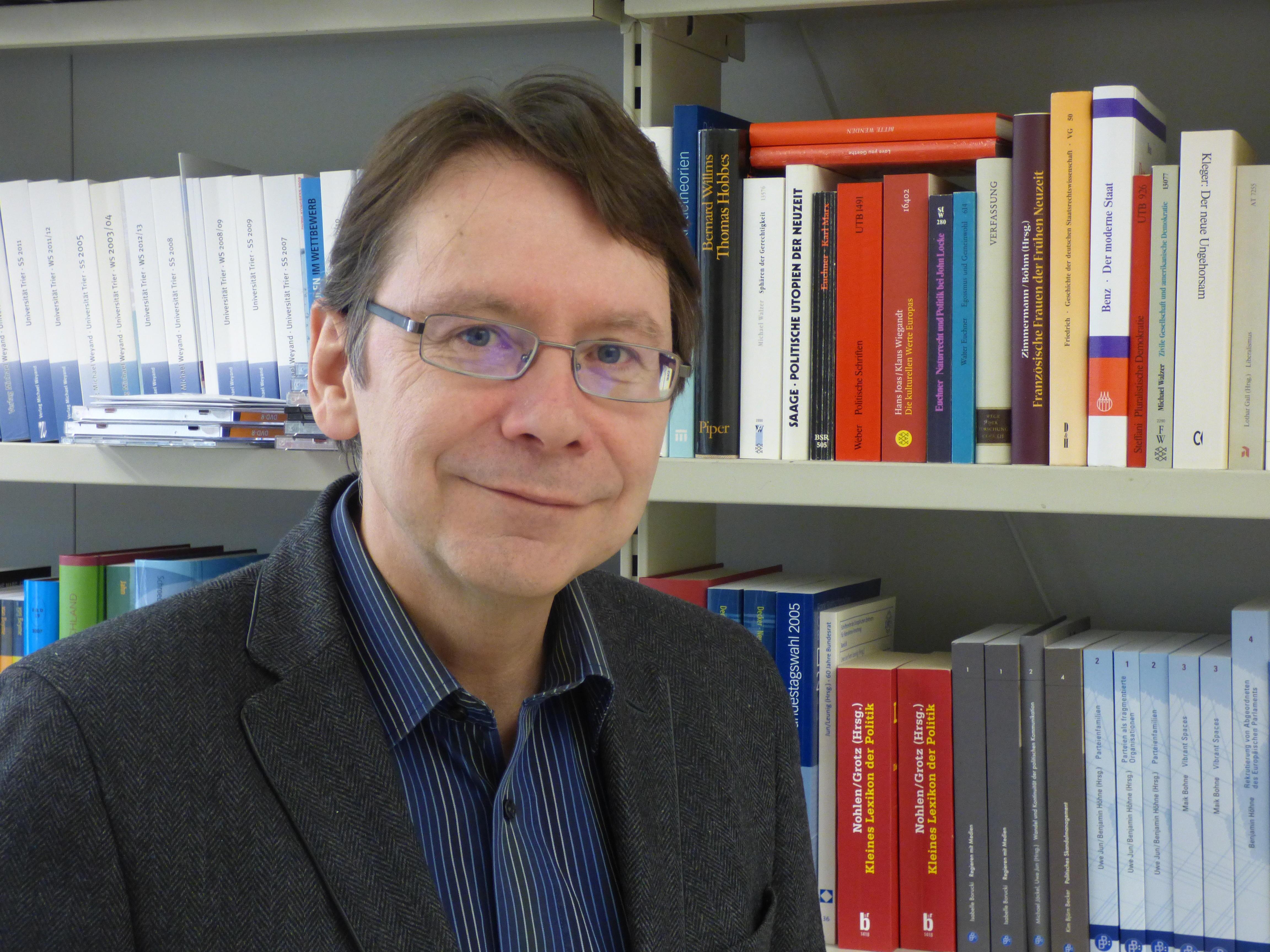 Prof. Dr. Uwe Jun